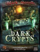 Dark Crypts - Map-Tile Set