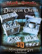 BSG - 3D Dungeon Chests