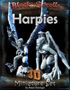 BSG Miniatures - Harpies