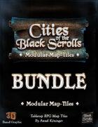 Cities of the Black Scrolls - PRINT [BUNDLE]