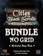 Cities of the Black Scrolls - PRINT - NO GRID [BUNDLE]