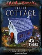 [3D] City of Tarok: Little Cottage