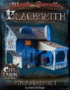 [3D] City of Tarok: Blacksmith