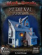 [3D] City of Tarok: Medieval Mansion