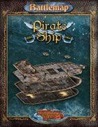 Battlemap - Pirate & Ghost Ship