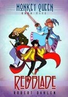 Redblade: Monkey Queen Book 5