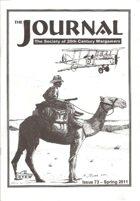 SOTCW Journal - issue 73