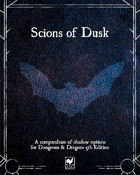 Scions of Dusk