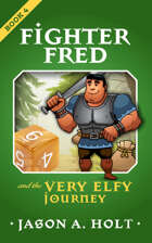 Fighter Fred and the Very Elfy Journey