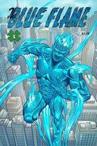 Blue Flame #1a COLOR