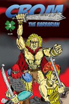 Crom the Barbarian #3a