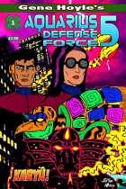 Aquarius Defense Force 5 #1a