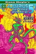 Aquarius Defense Force 5 #1b