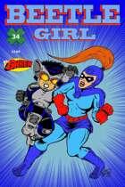 Beetle Girl #34a