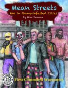 Mean Streets: War in Gang-infested Cities