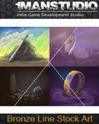 Free Stock Art - 10 Generic Fantasy Items