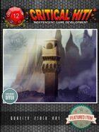 Stock Art - Mystical Places: Saint's Tower