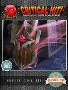 Stock Art - Artefacts: Magic Shield