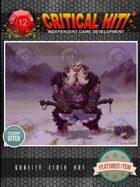 Stock Art - Dwarf Axe-Warrior