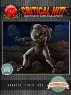 Sci-Fi Stock Art - Planetary Infantry