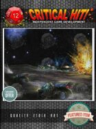 Sci-Fi Stock Art - Moon Battle Cover