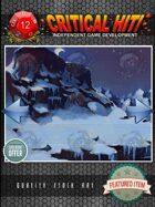 Stock Art - Landscape: Snow Mountains