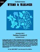Wyrms & Warlocks: Fantasy Caverns 2