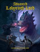 Advanced Labyrinth Lord (Dragon Cover)