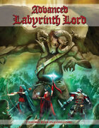 Advanced Labyrinth Lord (Orcus Cover)