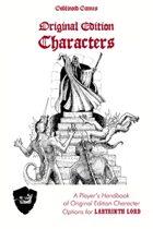 Original Edition Characters
