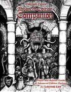 Advanced Edition Companion (Labyrinth Lord, no-art version)