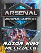 Arsenal: Arena Combat Razor Wing Deck
