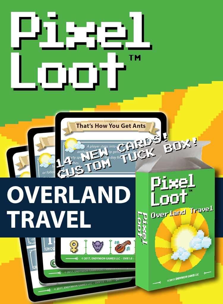 Pixel Loot - Overland Travel