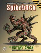 Spikeback: Creatures of the Apocalypse 3