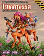Talontessa: Creatures of the Apocalypse 13