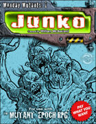 Monday Mutant 1: Junko