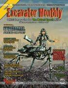 Excavator Monthly Magazine Issue 1