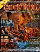 Excavator Monthly Magazine Issue 6