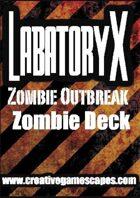 Lab X: Zombie Outbreak