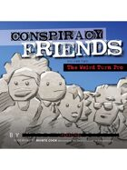 Conspiracy Friends volume two