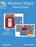 Modern Maps #1:  NewU Gym
