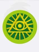 Game Tokens: Illuminati Symbol