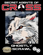 Secret Agents of CROSS Mission: Ghostly Scrawl