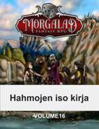 Hahmojen iso kirja (Morgalad) Volume 16 (NFF)