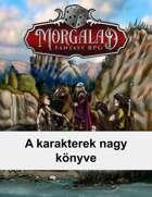 Het grote boek met karakters (Morgalad) Volume 28