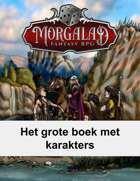 Het grote boek met karakters (Morgalad) Volume 31