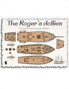 Roger's Jollies Pirate Map Kit