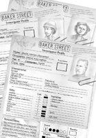 Baker Street: Investigator Packet
