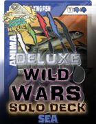 Wild Wars - Deluxe Solo Deck - Sea