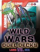 Wild Wars - Beginner Duel Decks (Land Vs. Sea)